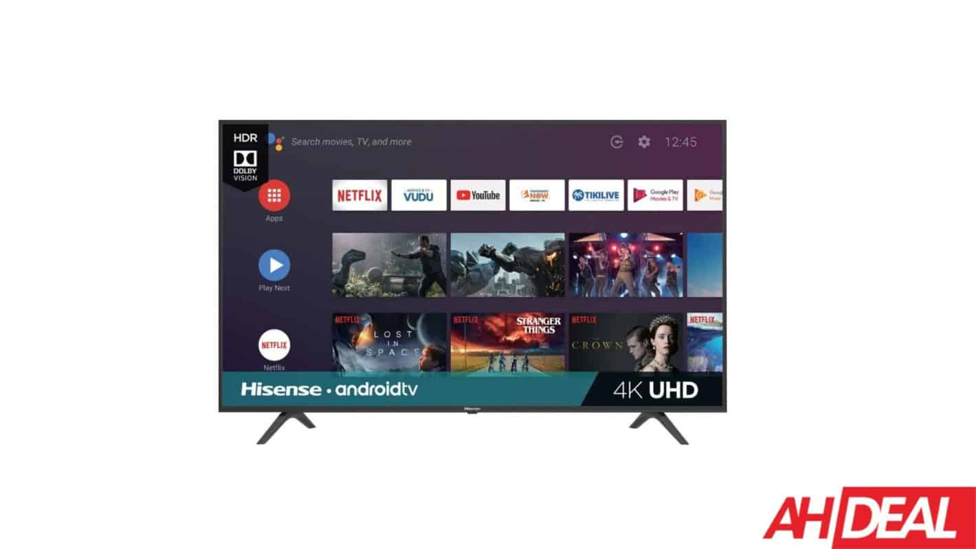 Hisense taps Roku TV for its flagship 4K televisions
