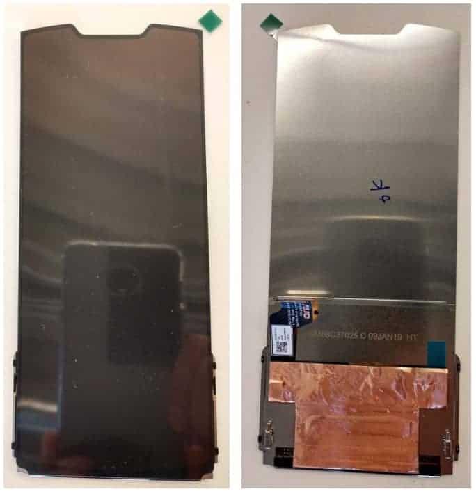 Moto Razr Folding display 15