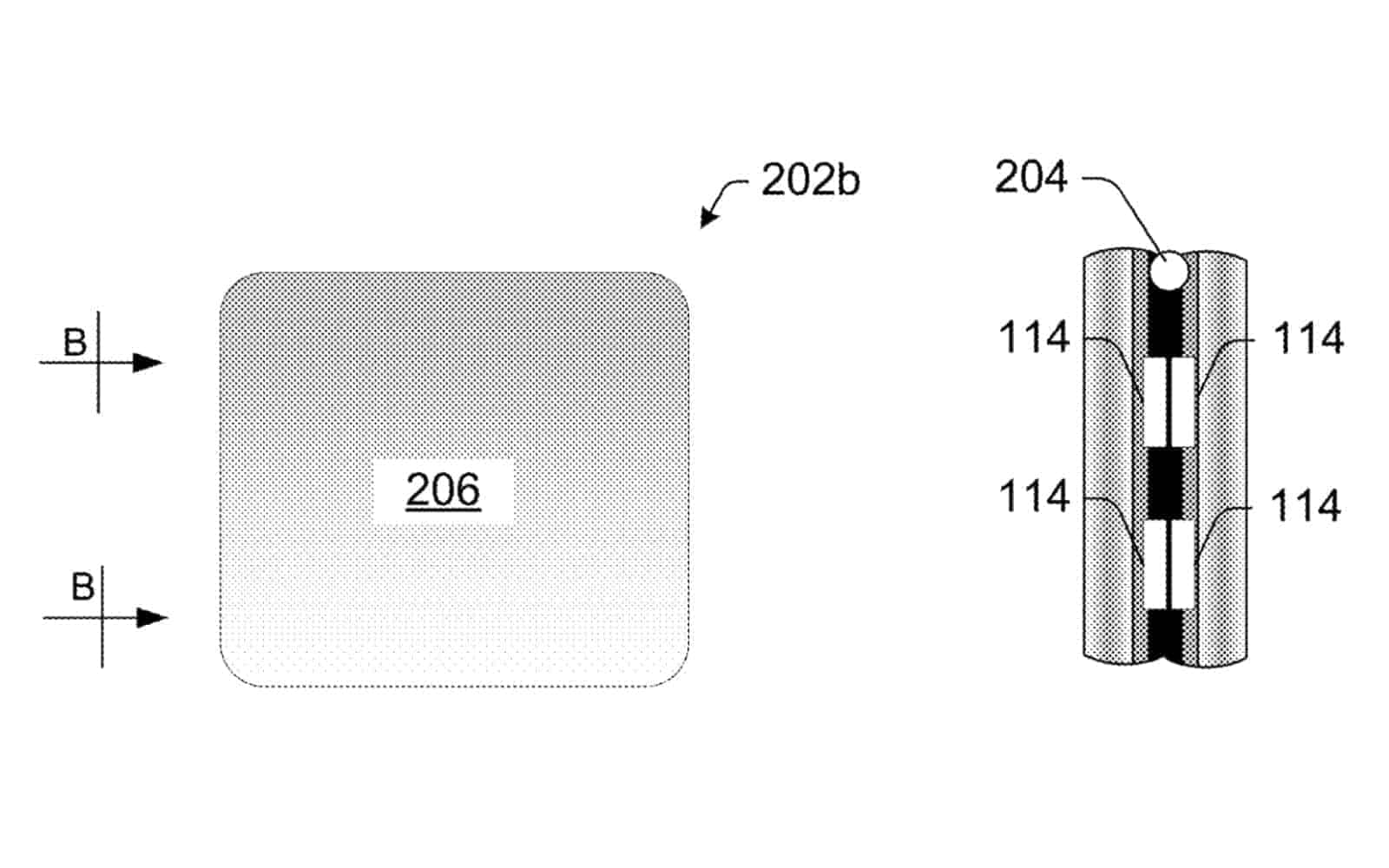 Motorola Razr 2 Patent Image Side Sensors img 02