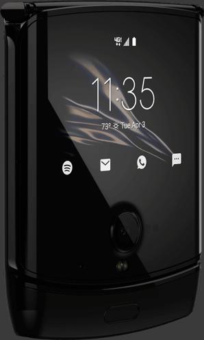 Motorola Razr foldable leak 3