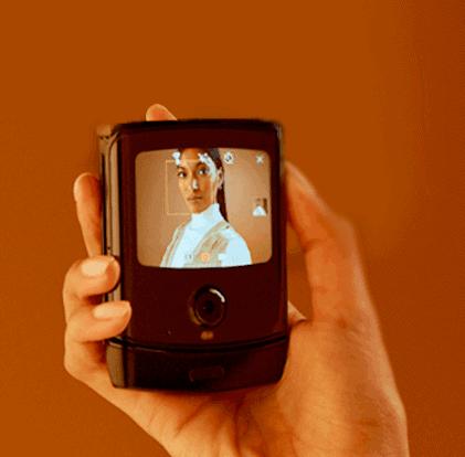 Motorola Razr foldable leak 8
