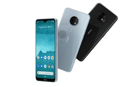 Nokia 6 2 press image from HMD Global