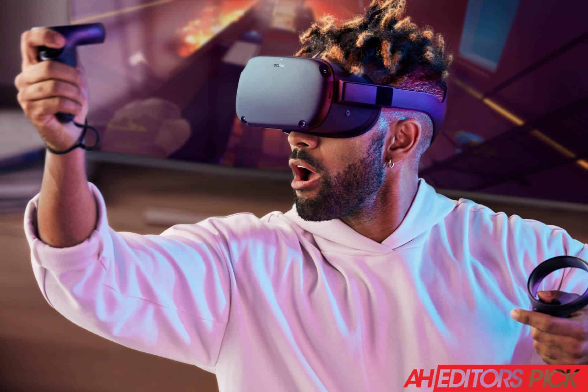 Oculus Quest Editors Pick
