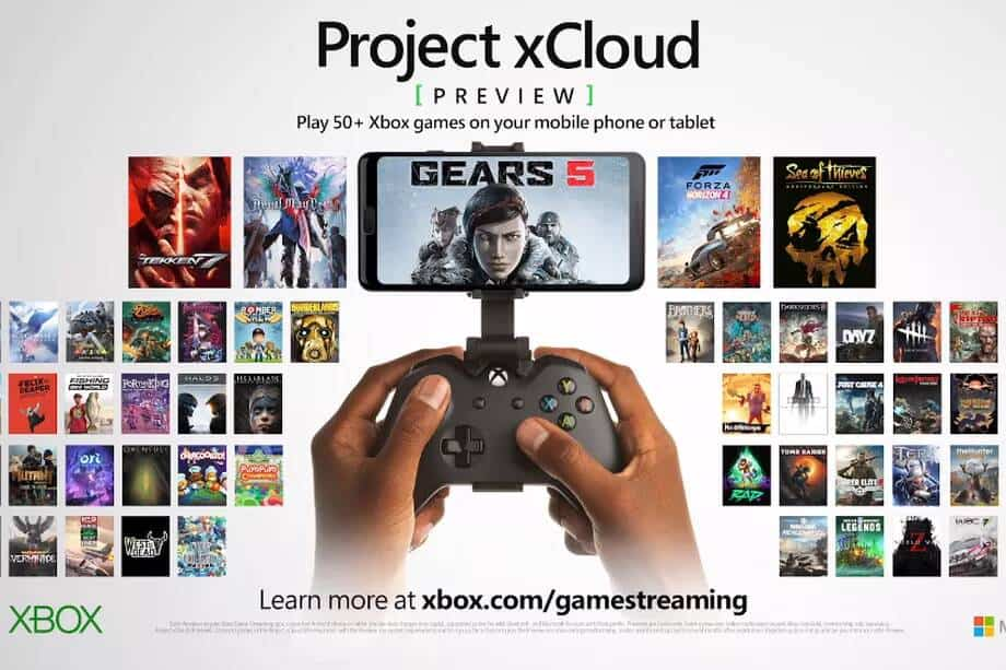 Project xCloud titles