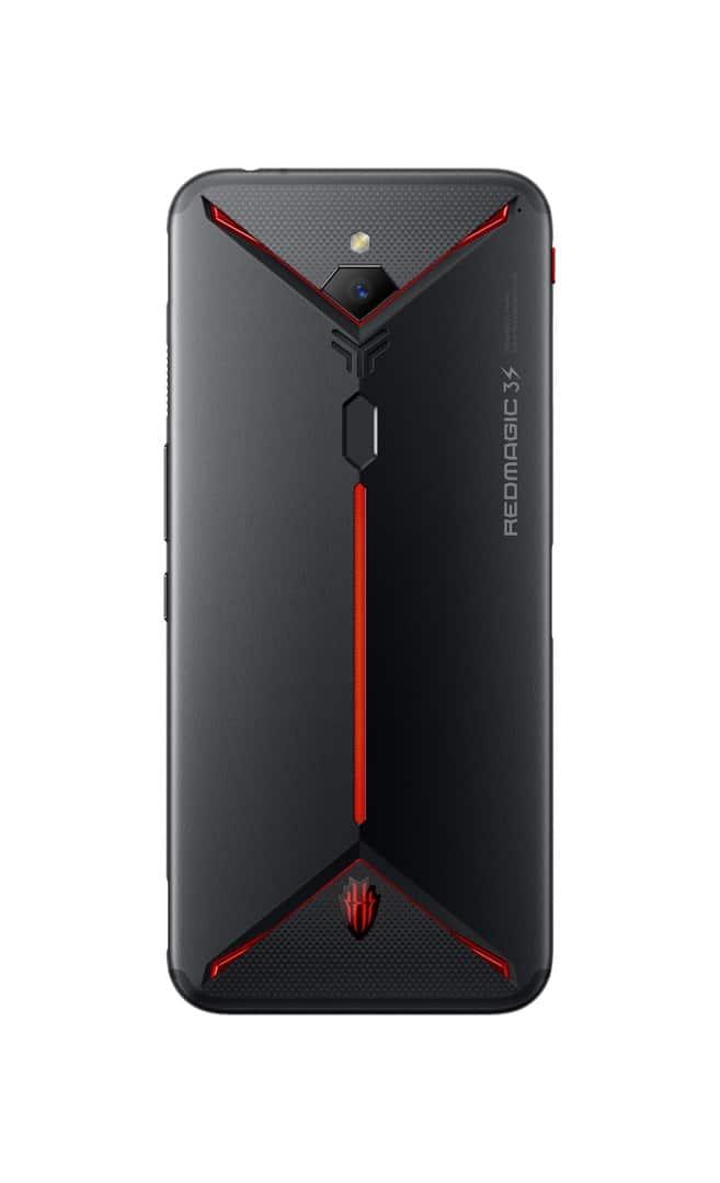 Red Magic 3S Eclipse Black image 3