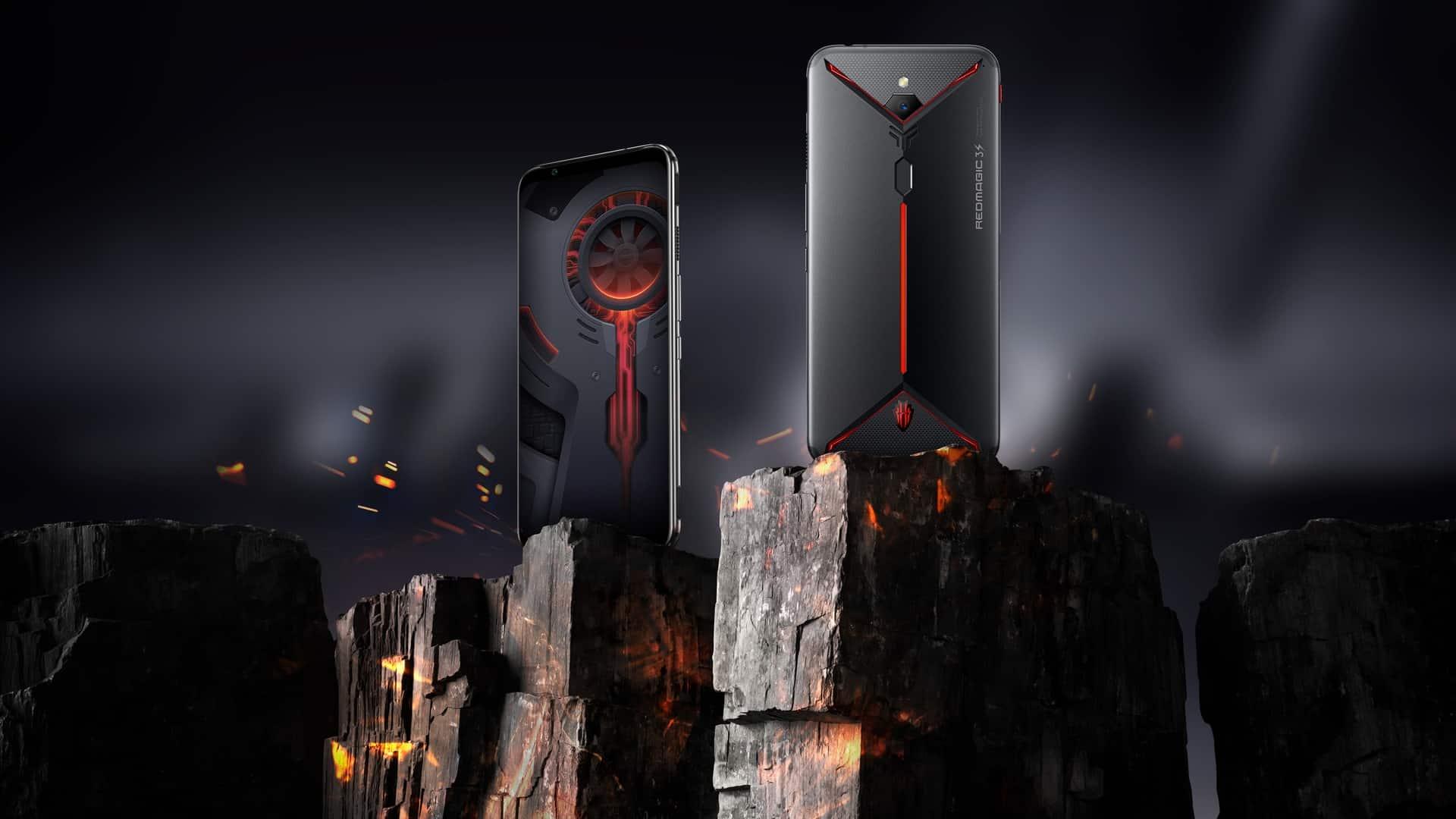 Red Magic 3S Eclipse Black image 8