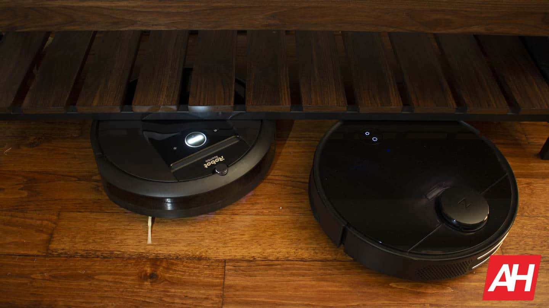 Roborock S4 vs Roomba i7 stuck