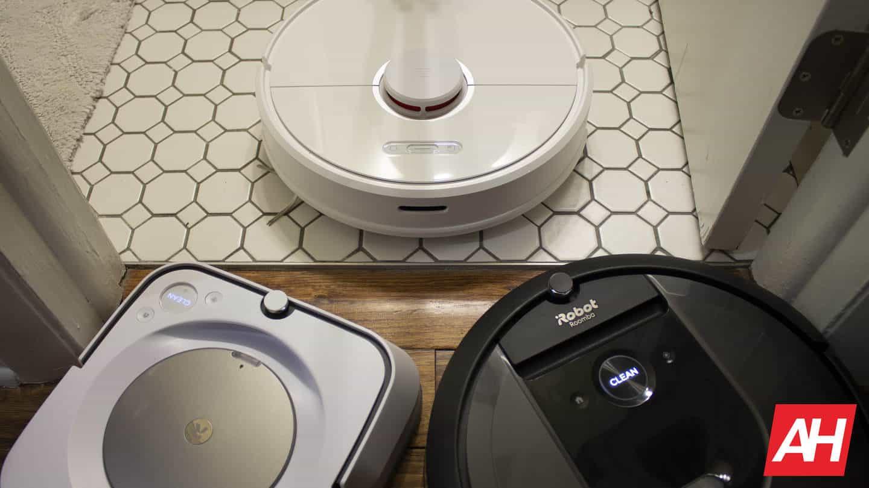 Roborock S6 vs Roomba Braava combo