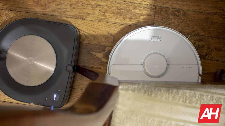 Roborock S6 vs Roomba s9 chairr