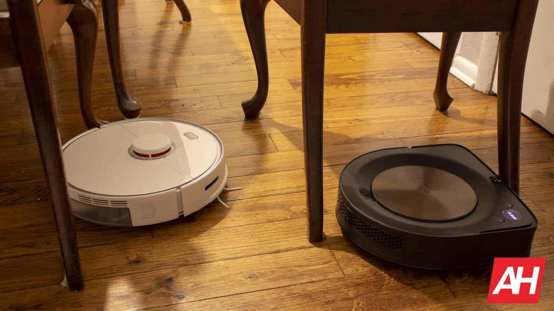 Roborock S6 vs Roomba s9