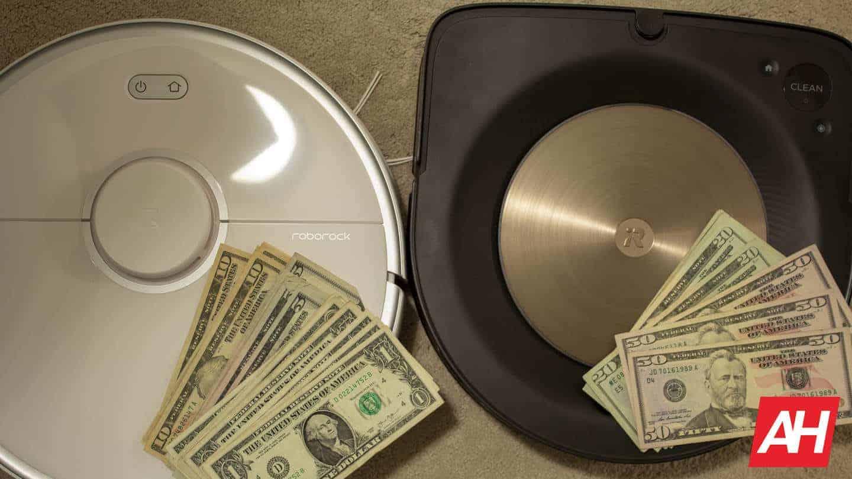 Roborock vs Roomba price costr