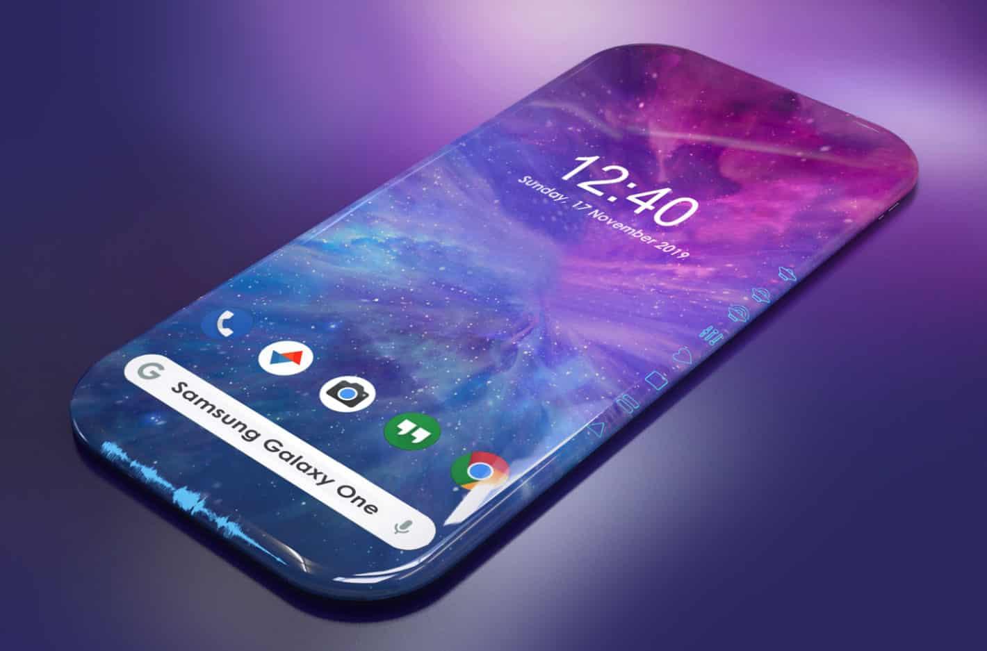 Samsung 3D display patent 1