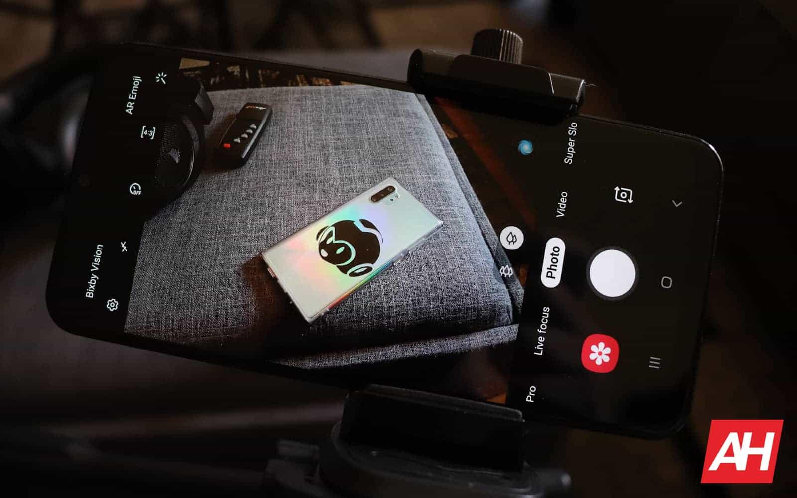 Samsung Galaxy A50 Review 05 camera AH 2019
