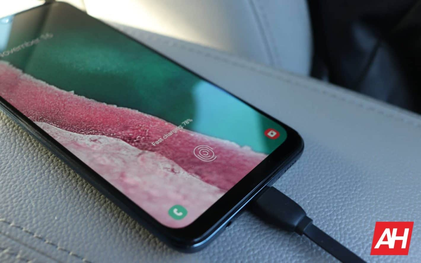 Samsung Galaxy A50 Review 08 battery AH 2019