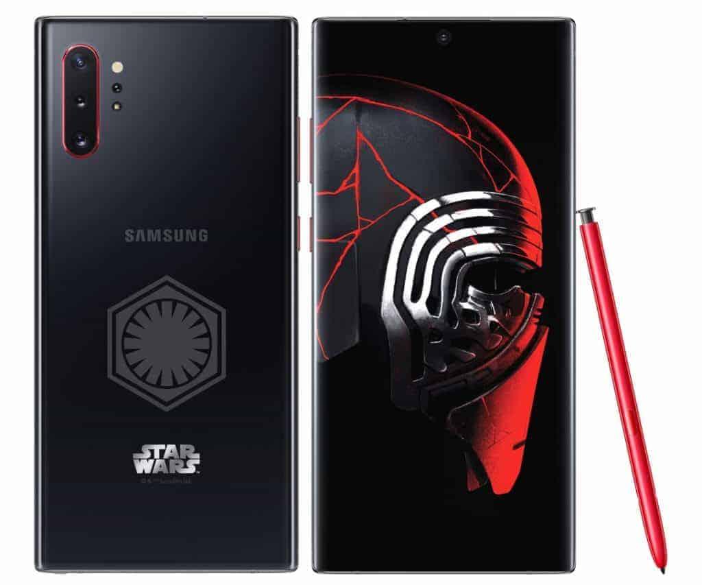 Samsung Galaxy Note 10 Plus Star Wars Special Edition image 1