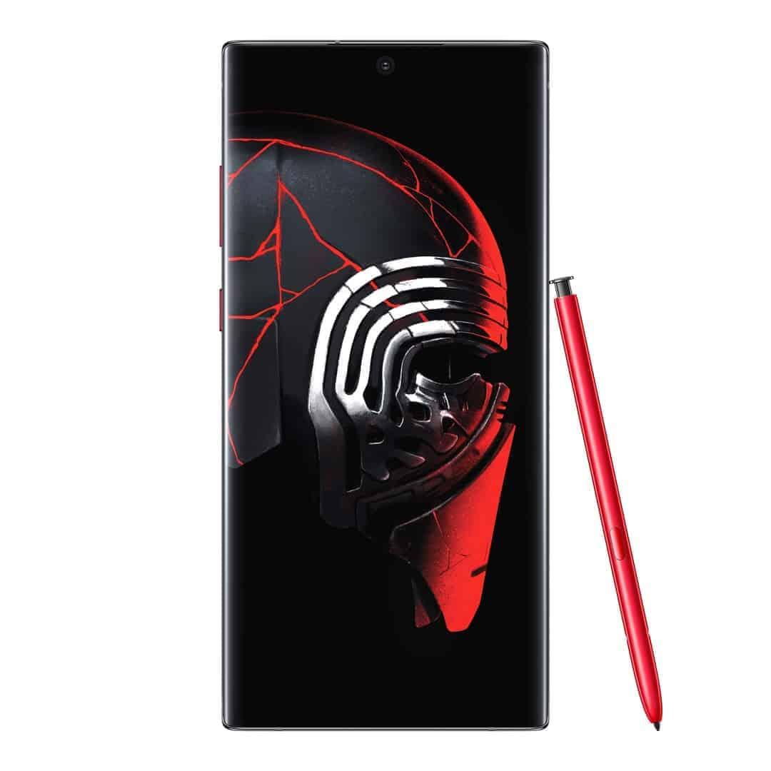 Samsung Galaxy Note 10 Plus Star Wars Special Edition image 2