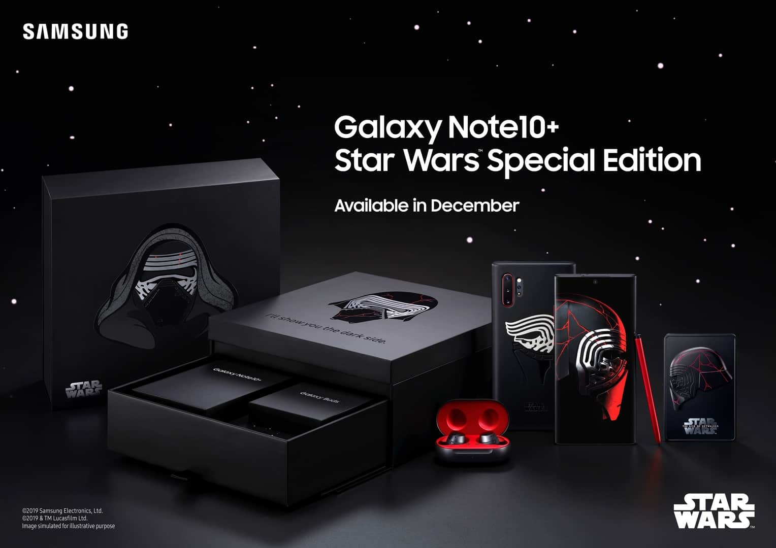 Samsung Galaxy Note 10 Plus Star Wars Special Edition image 4
