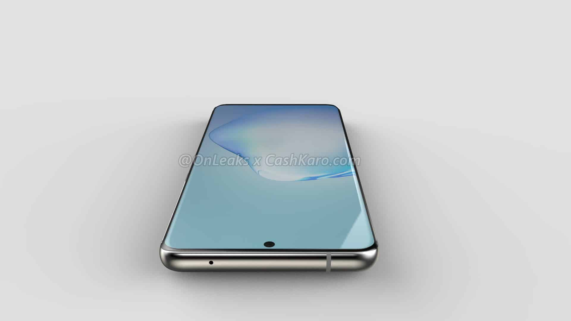 Samsung Galaxy S11 Plus render leak 7