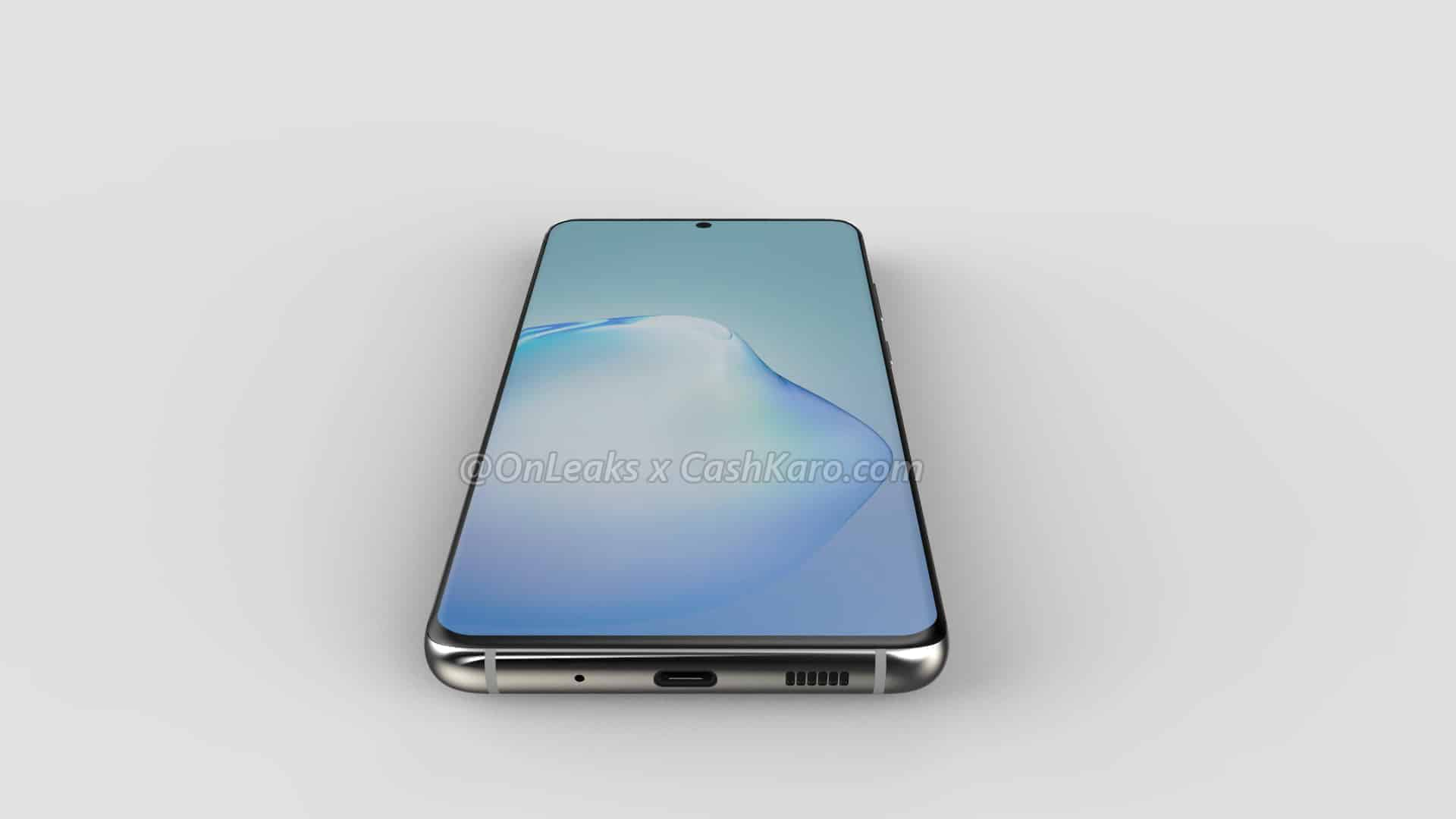 Samsung Galaxy S11 Plus render leak 8