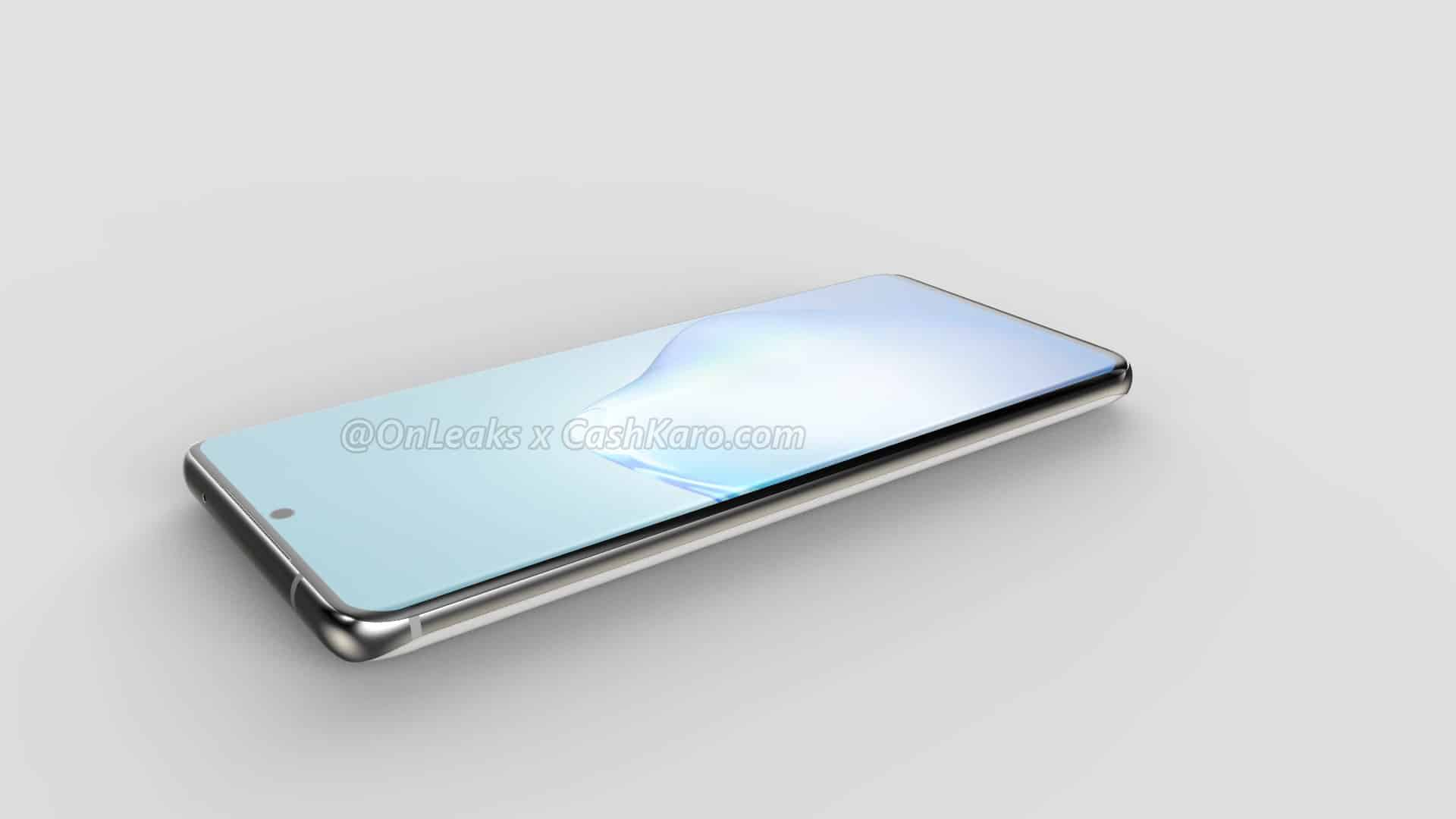 Samsung Galaxy S11 Plus render leak 9