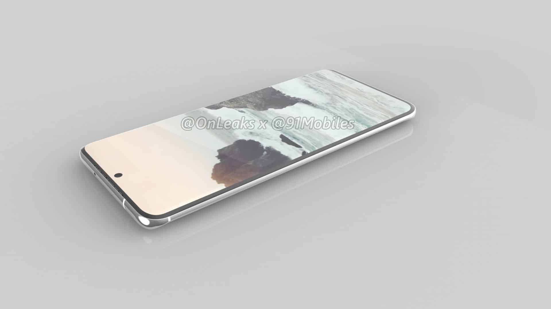 Samsung Galaxy S11 leak OnLeaks 10