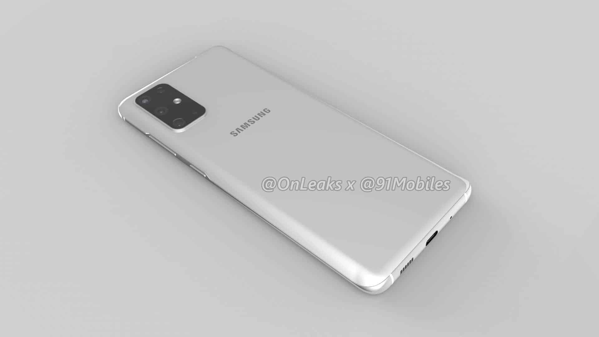 Samsung Galaxy S11 leak OnLeaks 11