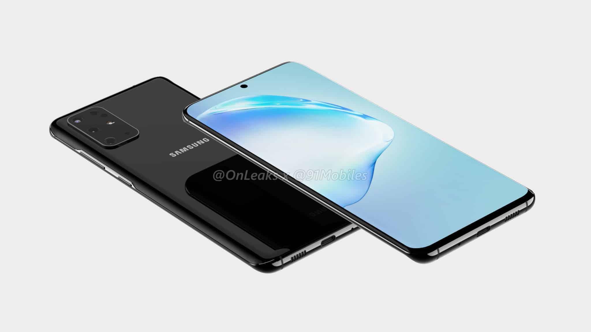 Samsung Galaxy S11 leak OnLeaks 2