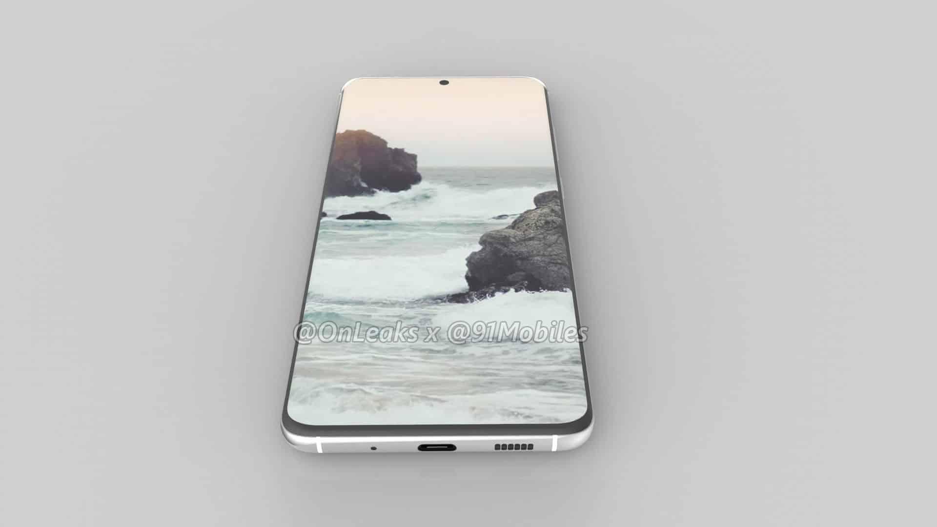 Samsung Galaxy S11 leak OnLeaks 6