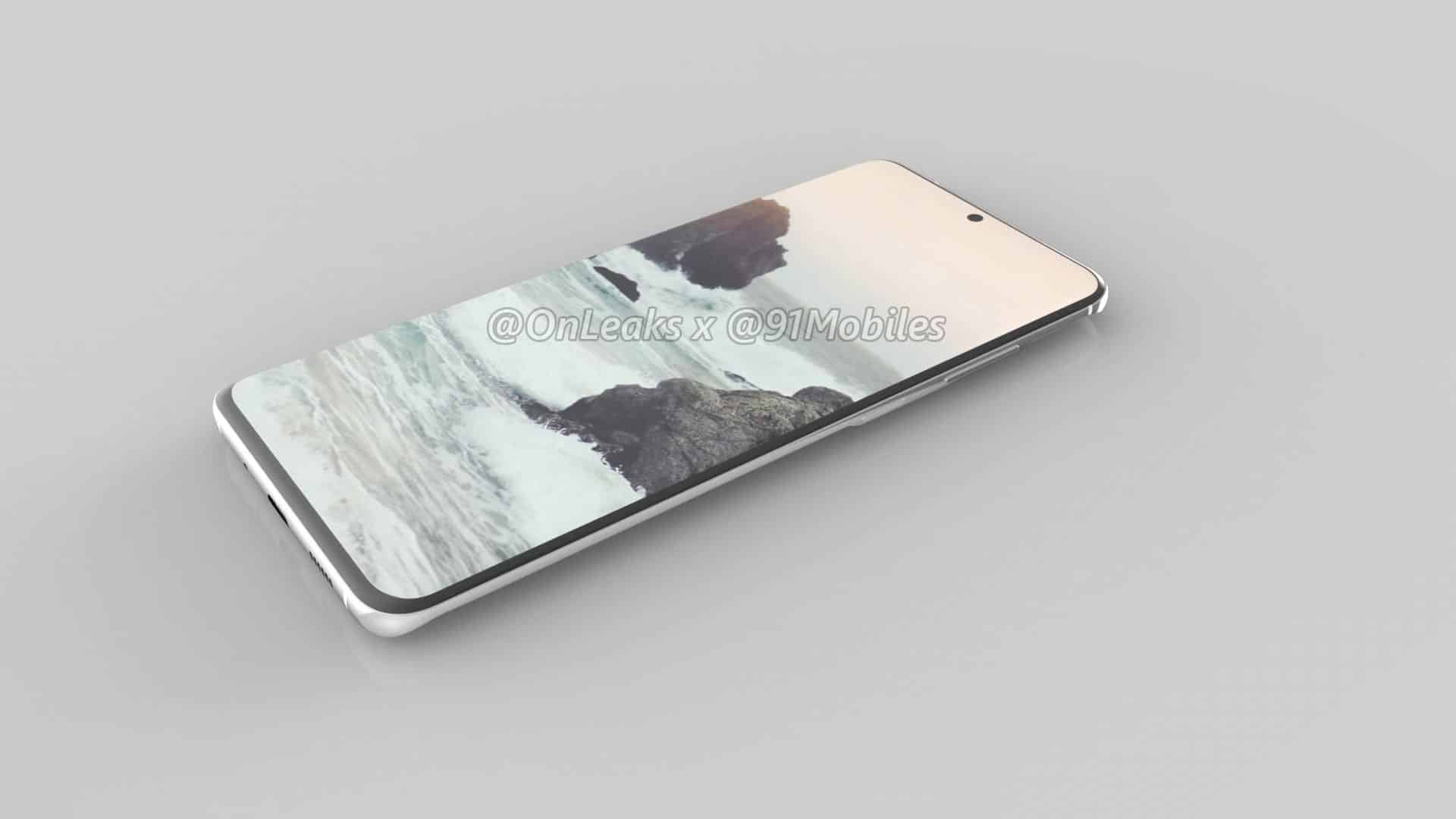 Samsung Galaxy S11 leak OnLeaks 7