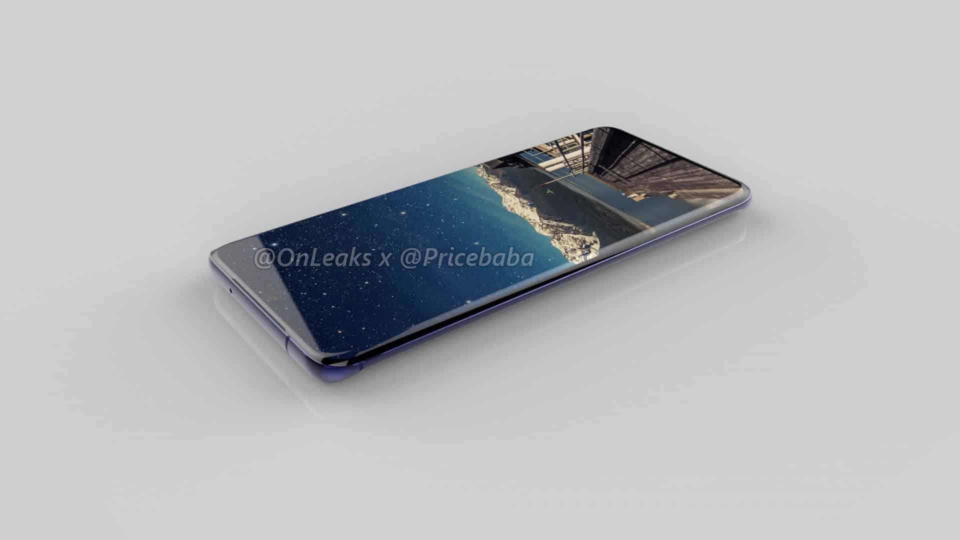 Samsung Galaxy S11e render OnLeaks 10