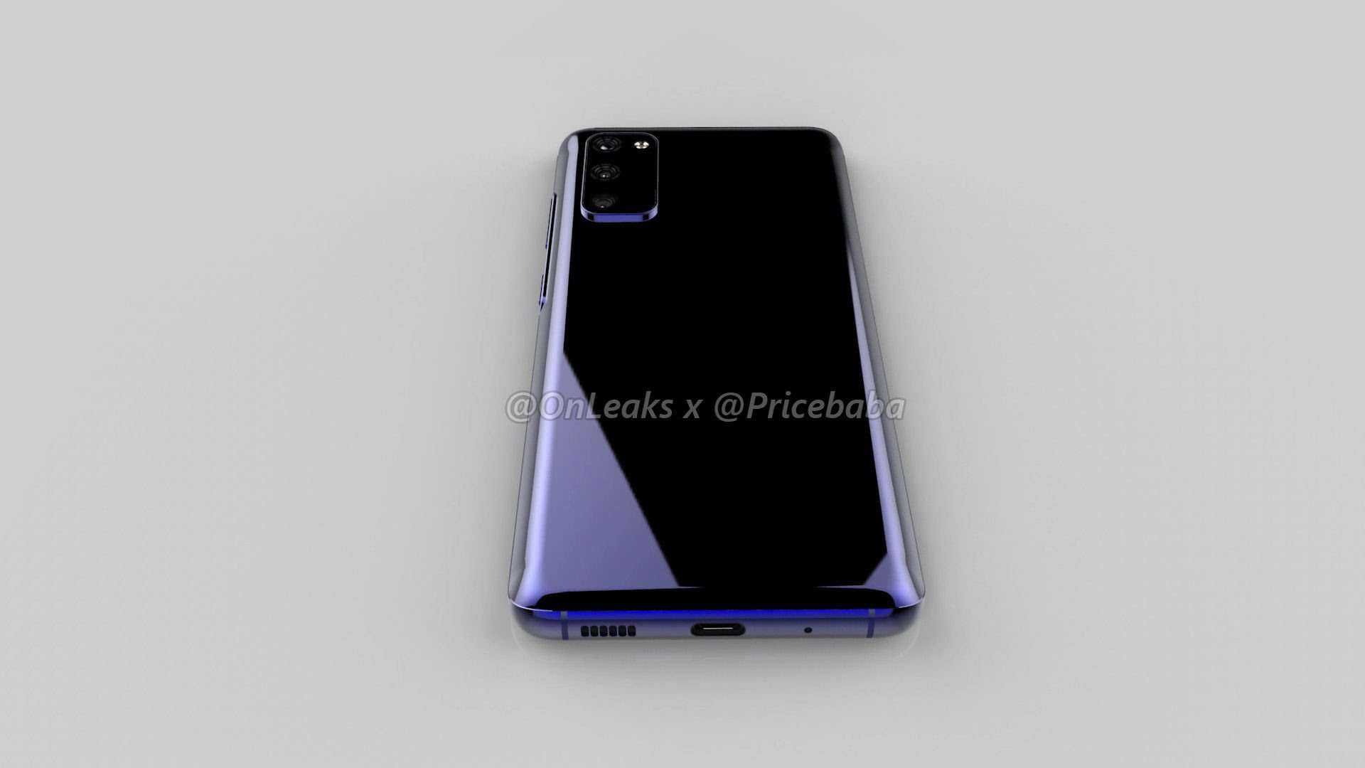 Samsung Galaxy S11e render OnLeaks 12