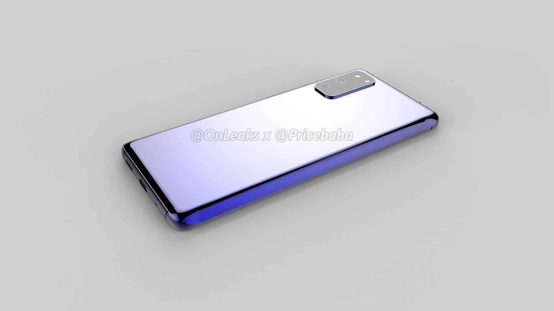 Samsung Galaxy S11e render OnLeaks 13