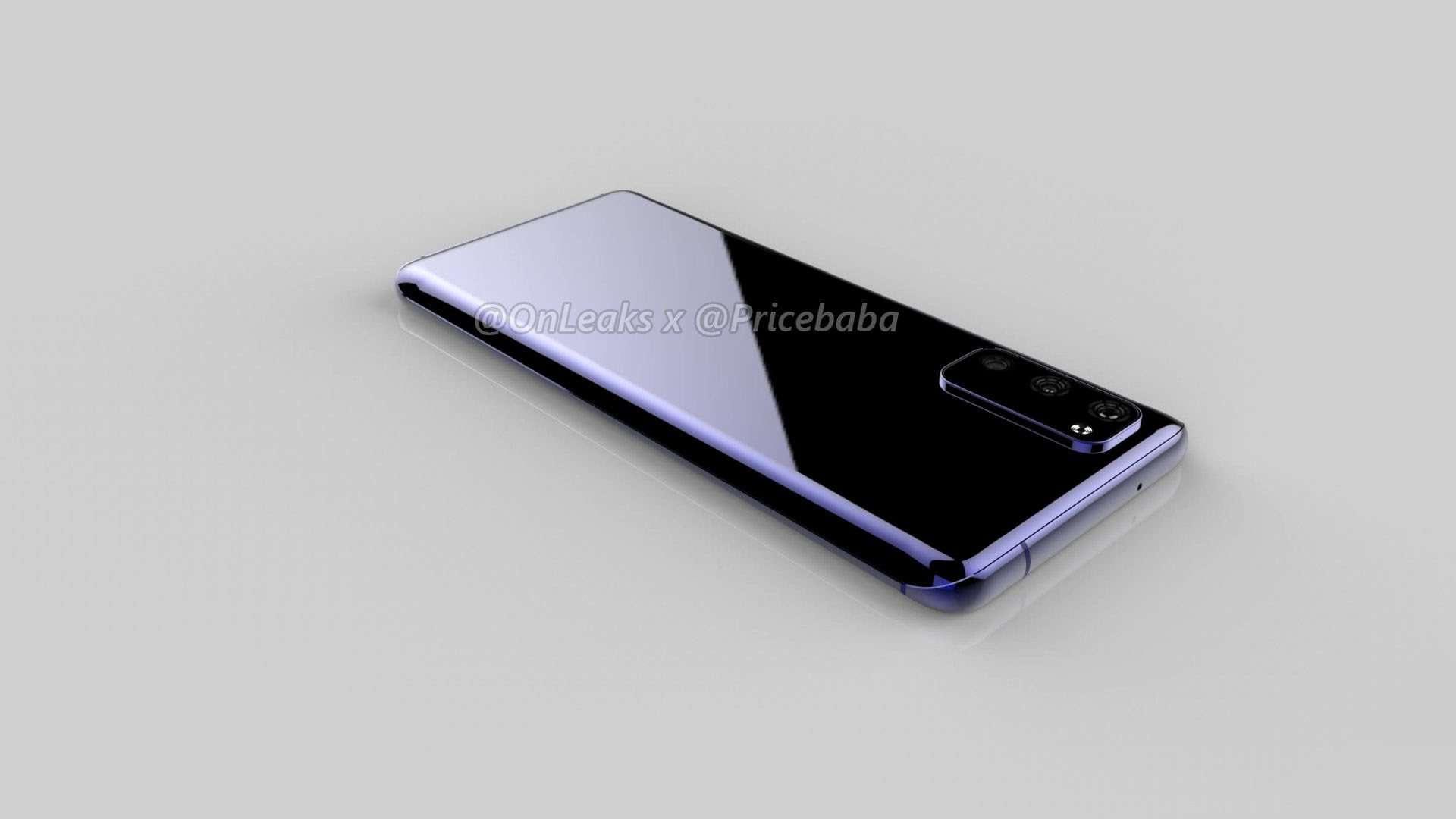 Samsung Galaxy S11e render OnLeaks 14