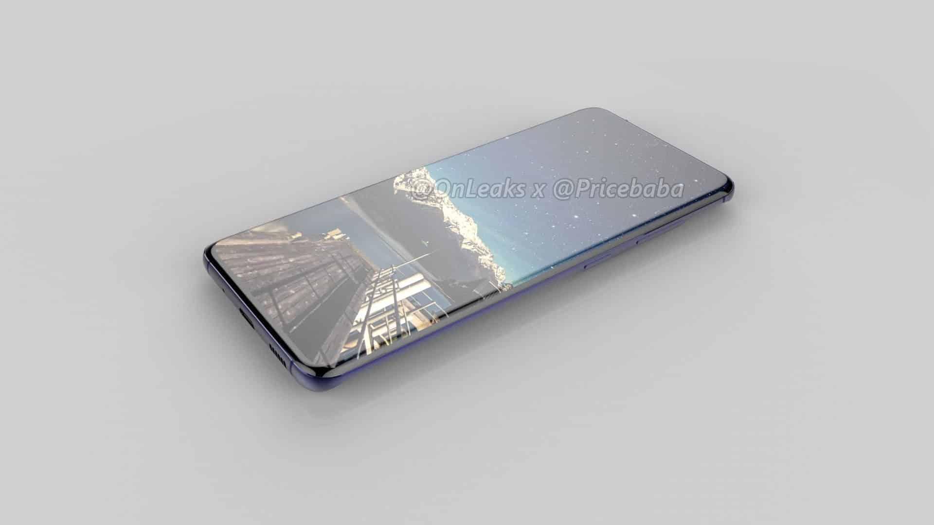 Samsung Galaxy S11e render OnLeaks 7
