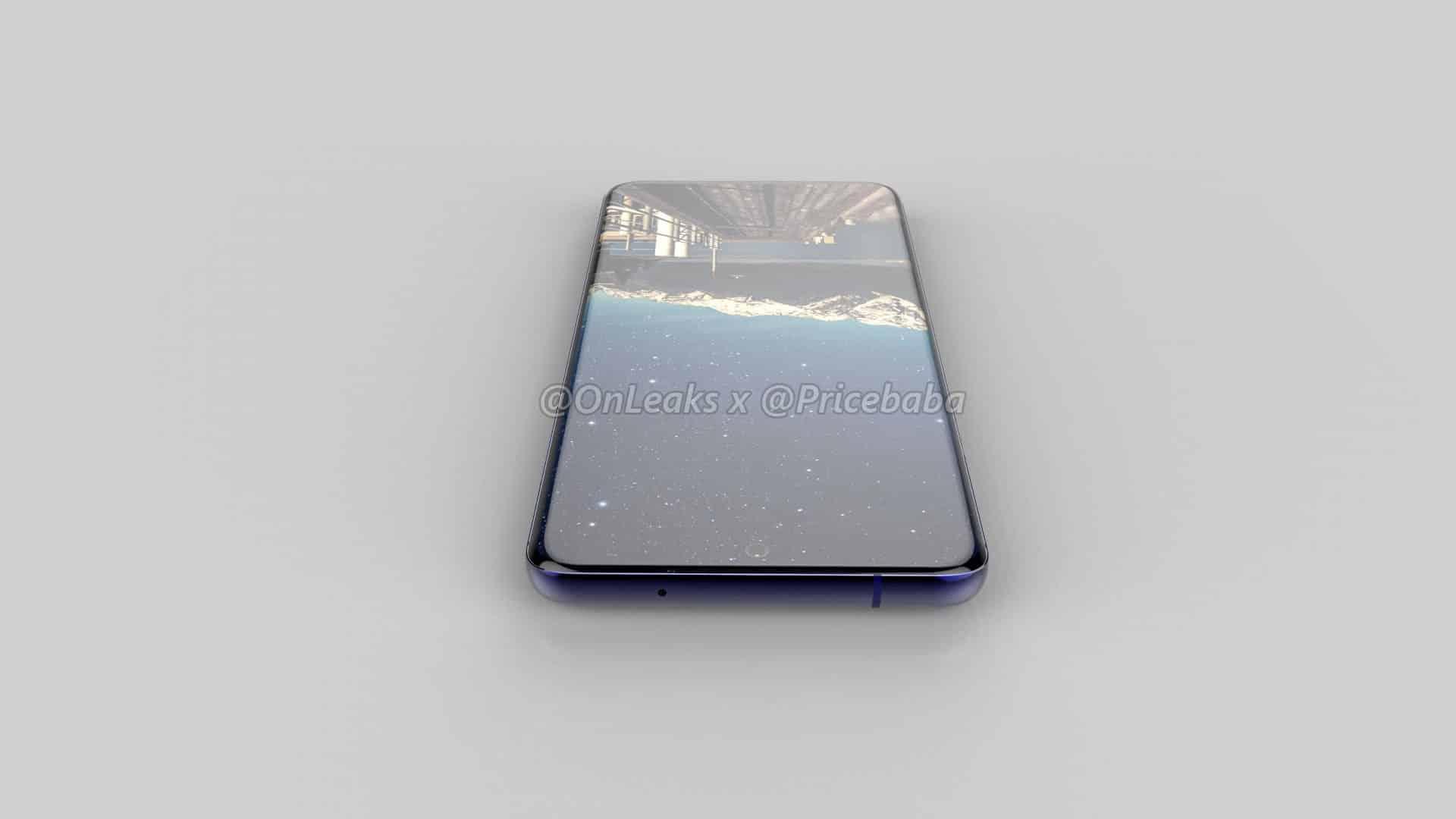 Samsung Galaxy S11e render OnLeaks 9