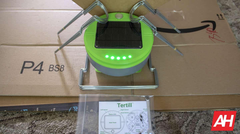 Tertill Box Contents