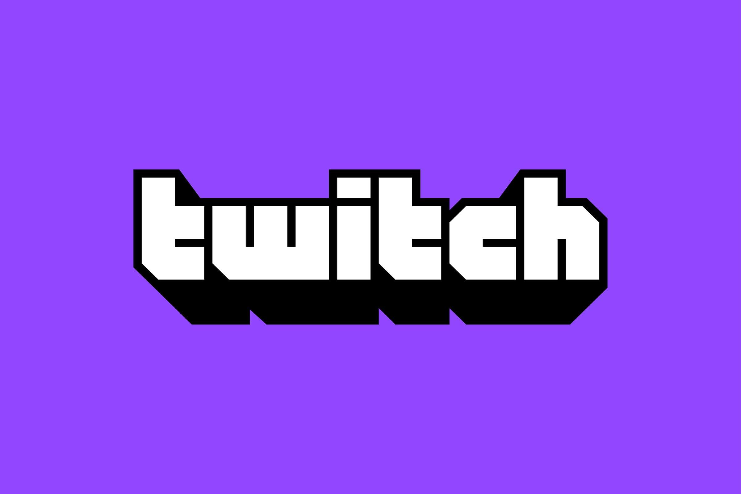 Twitch logo image 1