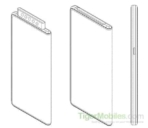 Xiaomi foldable phone with five pop-up cameras patent 3