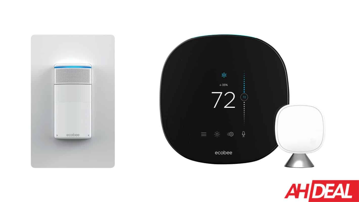 Best Buy Is Bundling The Ecobee4 Smart Thermostat
