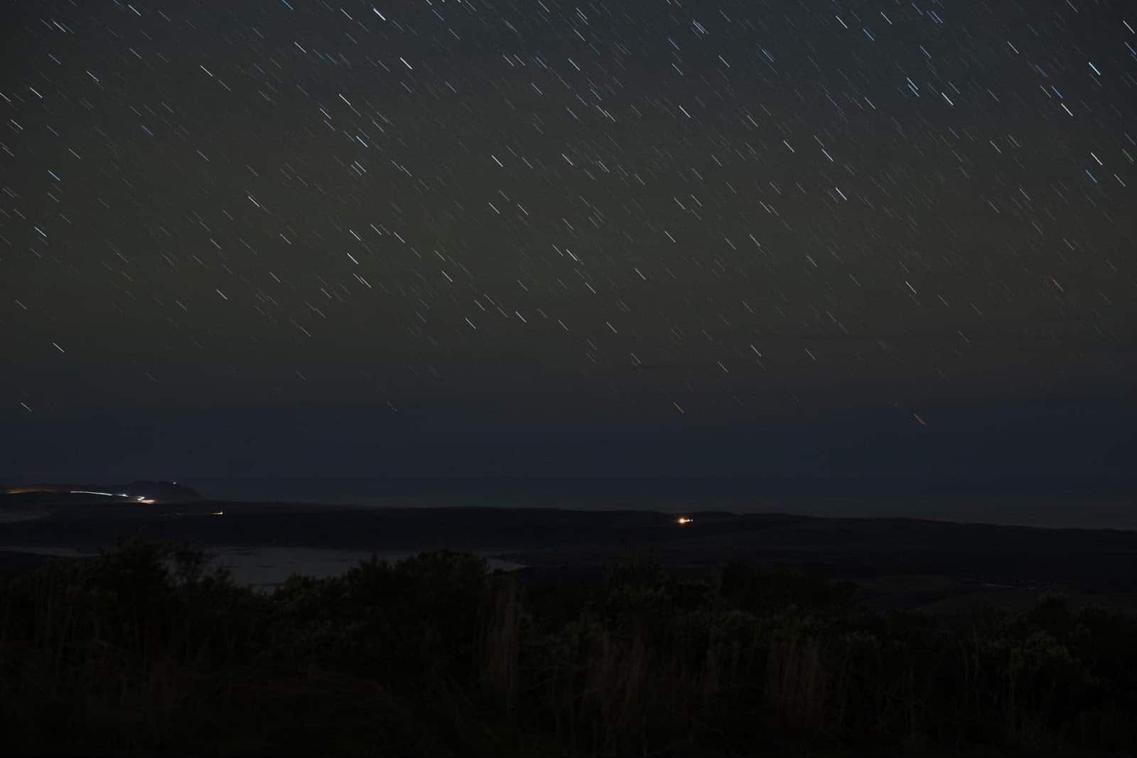 google astrophotography Scene composition 1