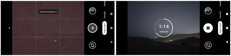 google astrophotography Scene composition 2