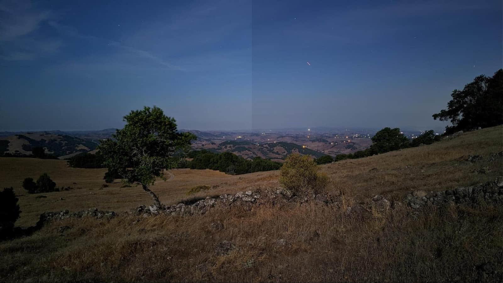 google astrophotography Scene composition 3