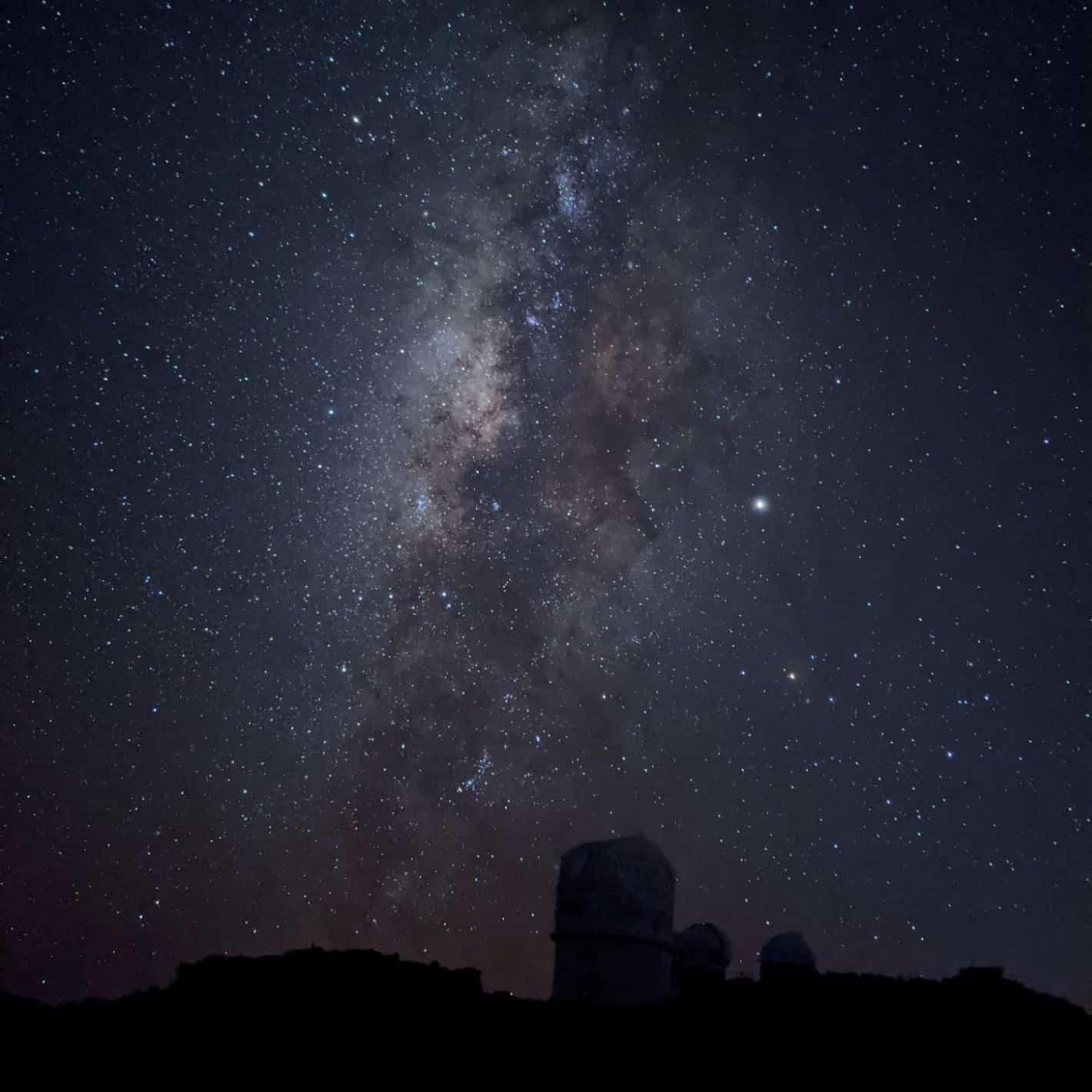 google astrophotography Scene composition 5