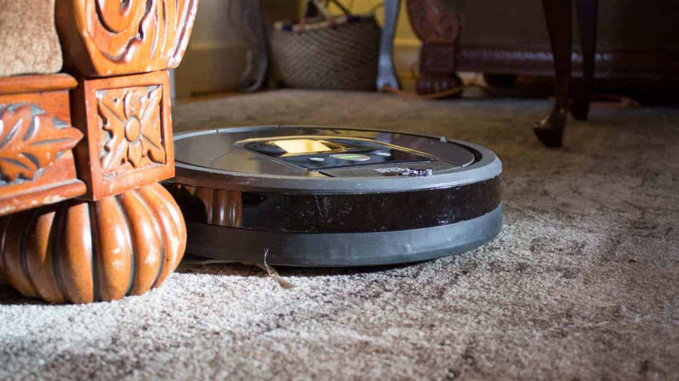 irobot roomba 960 AH NS 25 carpet
