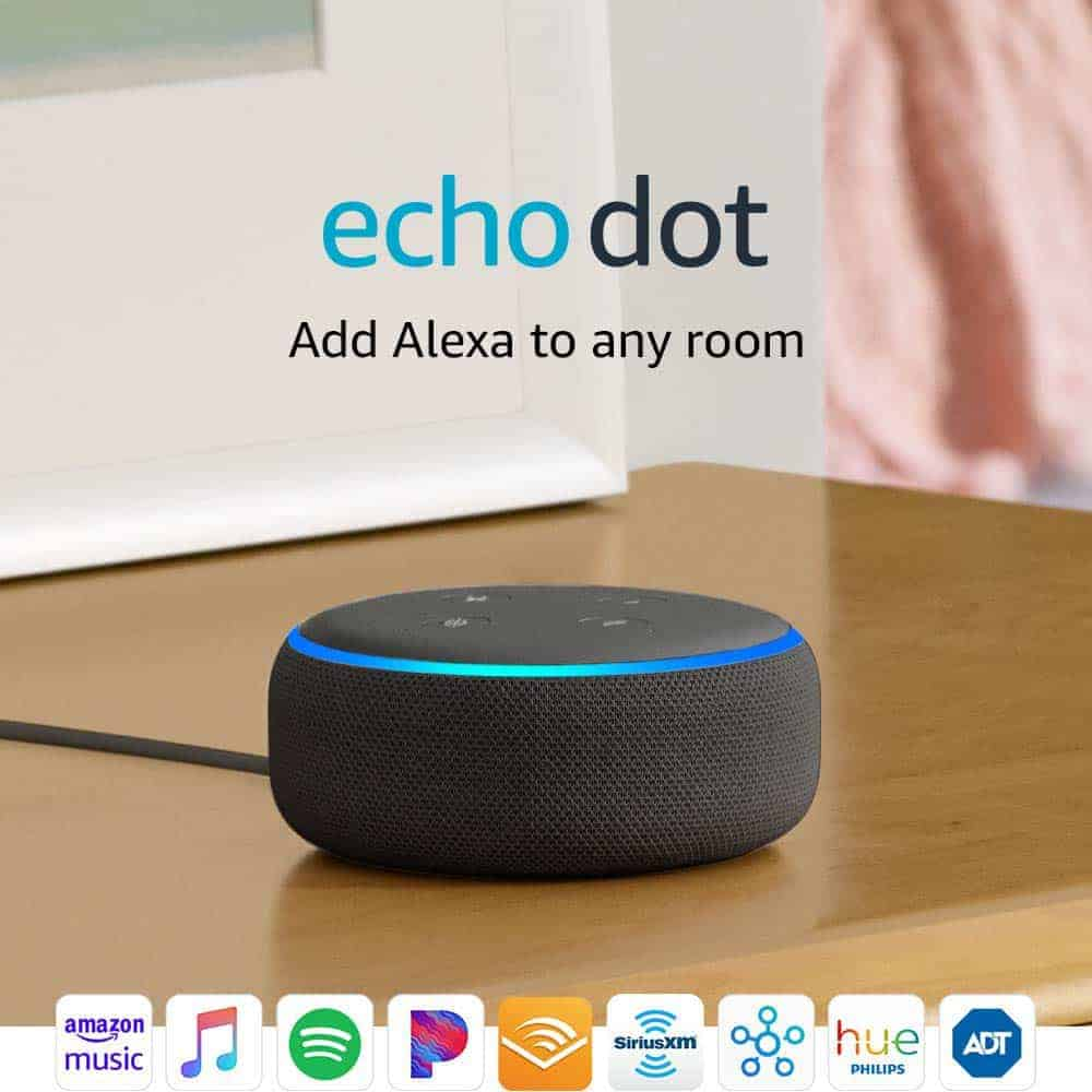 Amazon Echo Dot - Amazon