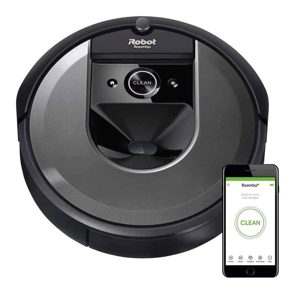 iRobot Roomba i7 (7150) Robot Vacuum - Amazon