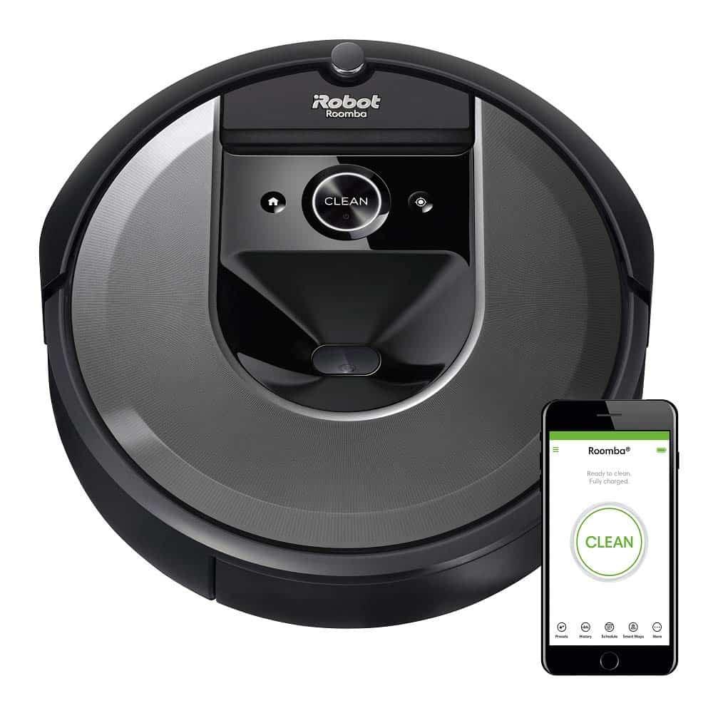 iRobot Roomba i7 (7150) Robot Vacuum - Amazon