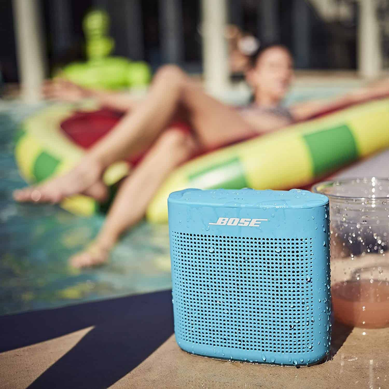 Bose Soundlink Color Bluetooth Speaker Ii For 99 Amazon Last Minute Holiday Deals