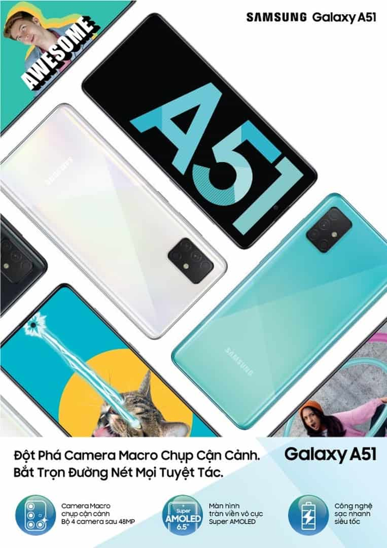 Galaxy A51 image 10