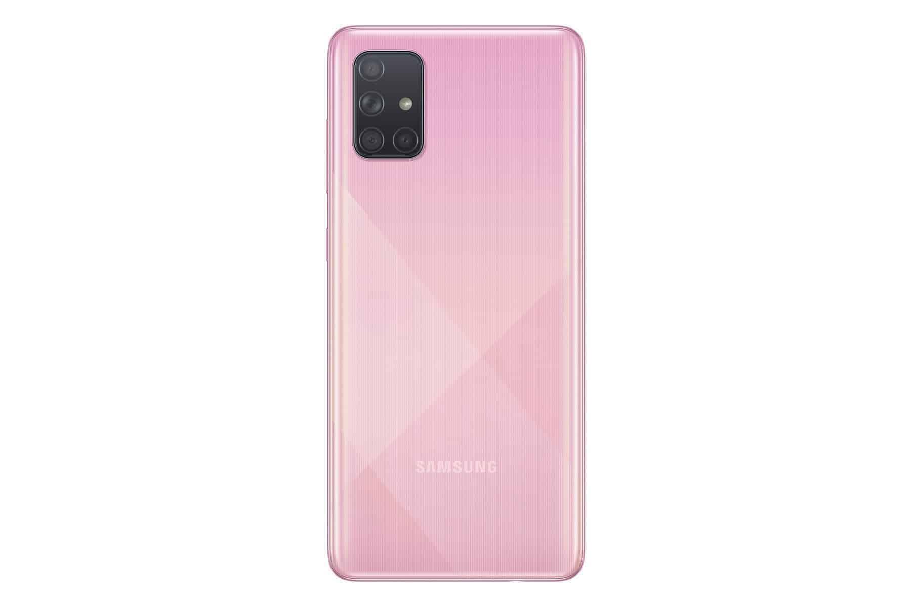 Galaxy A71 image 4